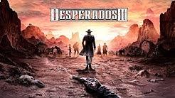 Desperados III ► Орлиная река (часть 1) ► Прохождение #7 [сложность: Десперадо]