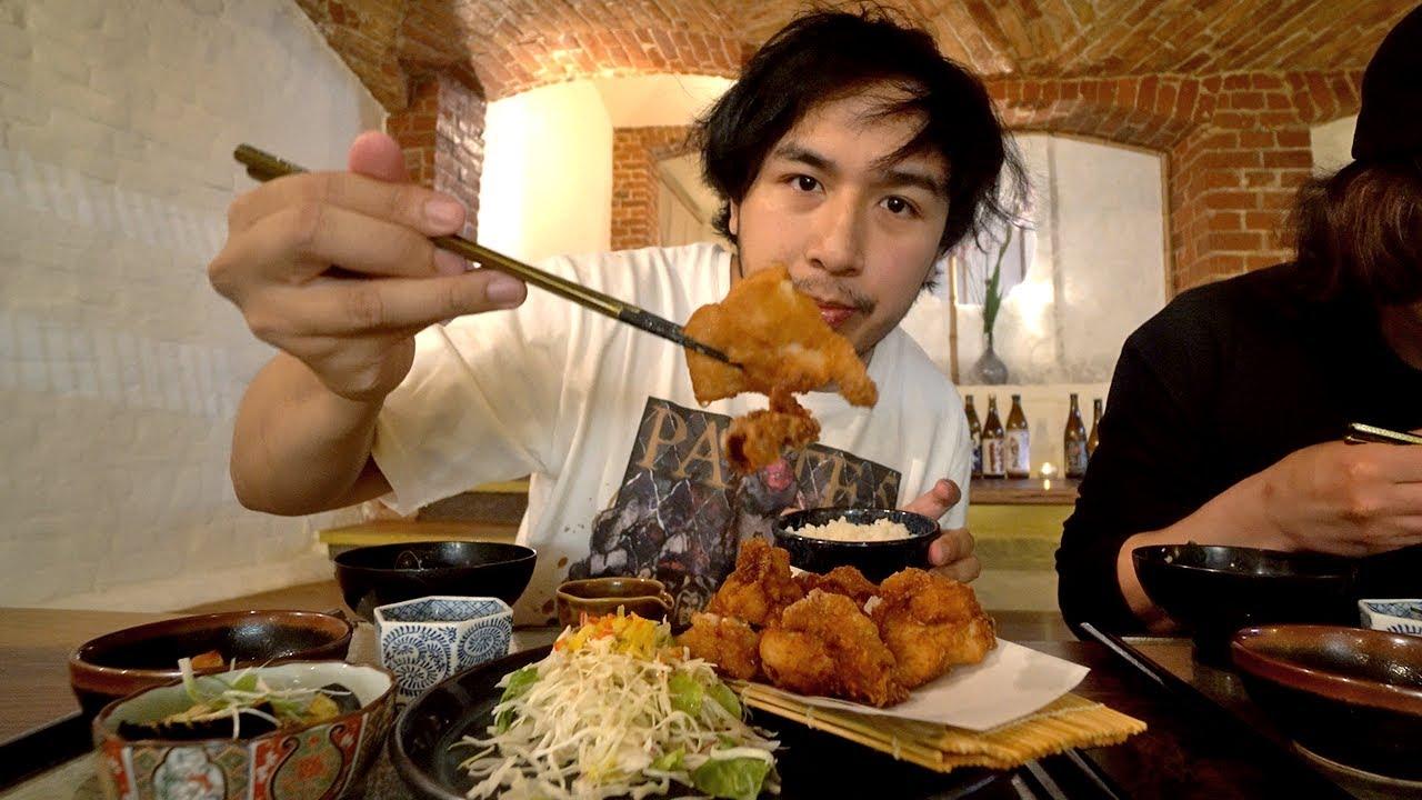 das beste Japanische Fried Chicken! (Karaage Review)