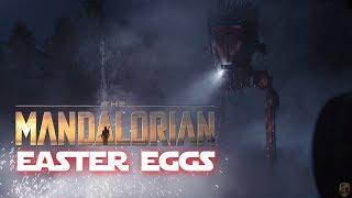 "The Mandalorian Season 1, Episode 4 Easter Eggs and References – ""Sanctuary″ Episode"