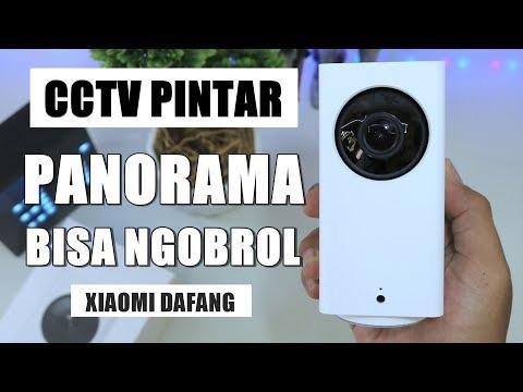 SMART CCTV yang BISA NGOBROL!, Xiaomi Dafang Review Indonesia
