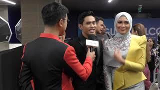 Serasinya Khai Bahar & Siti Nordiana Di Karpet Merah Anugerah MeleTop 2019