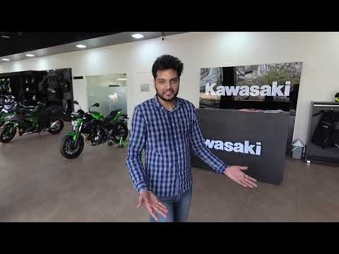 Visit to Kawasaki West Delhi - Biker's Paradise | Vlog#2