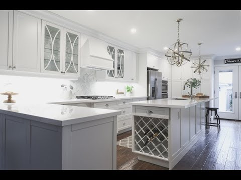 Closed Kitchen Remodel Before And After