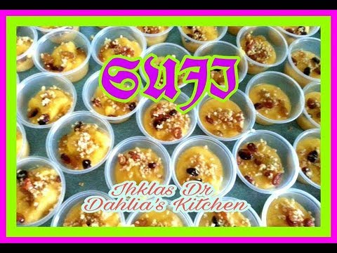 "SUJI BAI/ARAB Dahlia's Kitchen ""LIVE Tuitorial"""