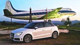 Audi A1 S-Line no uso Milton Belli