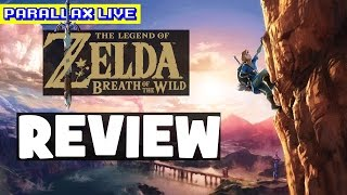REVIEW: The Legend Of Zelda: Breath Of The Wild (Switch, Wii U, NO SPOILERS)