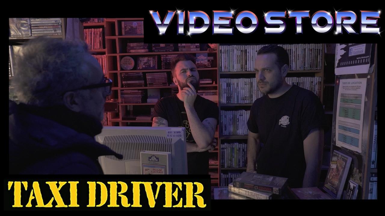 Download Taxi Driver ( feat. VINCENT DELERM ) - Videostore