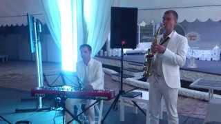 Пианист на мероприятие Киев, саксофонист на свадьбу, музыканты киев