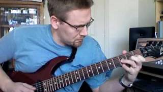 Nick Matzke-D minor groove improvisation