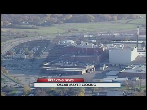 Oscar Mayer Madison Plant Closing 4 pm 11-4-15