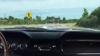 '65 Mustang Acceleration