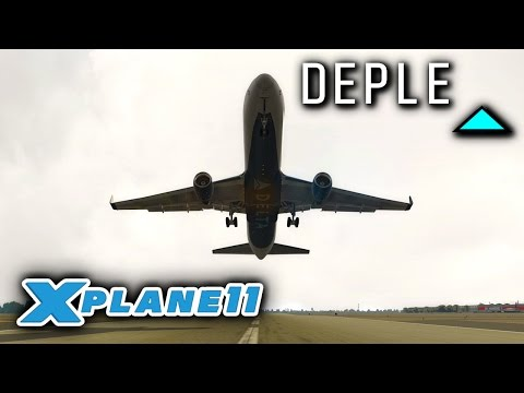 X-Plane 11 Beta 2 + SkyMaxx Pro v4 | FF 767-300 TO CUBA! [FULL FLIGHT]