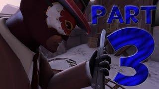 Chris Plays TF2! | UGC Barnblitz Pro | Spy POV | Attacking PART 3