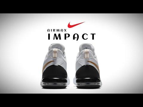 air max impact gold