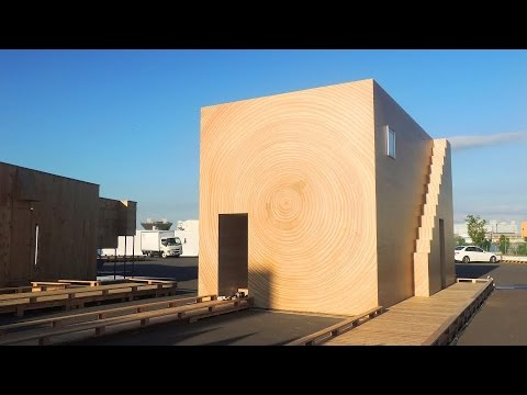 HOUSE VISION 2016 TOKYO EXHIBITION 「木目の家」