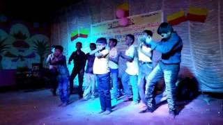 Belageddu..kirik party dance Performance(Kadapur School Fest)