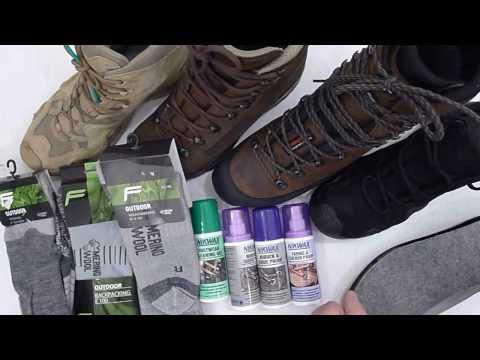 Минимум средств по уходу за обувью - дельные советы