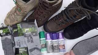 Данный обзор расскажет и покажет как правильно выбрать носки и средства для придания водозащитных свойств...
