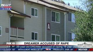 Illegal Immigrant Accused Of Raping Teenager (FNN)