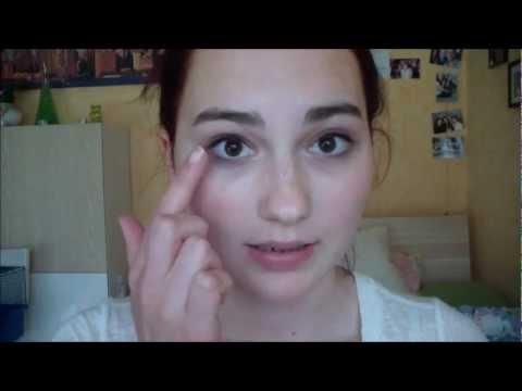 Tipps für's Kontaktlinsen einsetzen und aussetzen - So mache ich es