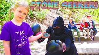 Trapped by the Hooded Wizard! Superkids Episode 9! / The Beach House