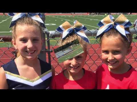 "Franklin Regional Cubs Midget Cheer 2017 ""No Promises"""