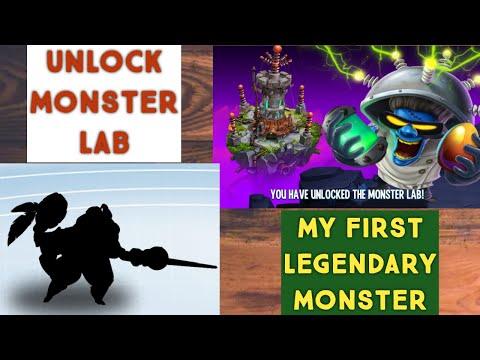 How To Get A Rockball Habitat In Monster Legends