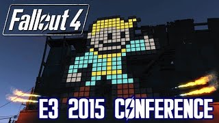 Fallout 4 - Bethesda E3 2015 Gameplay Conference @ (60fps) HD ✔