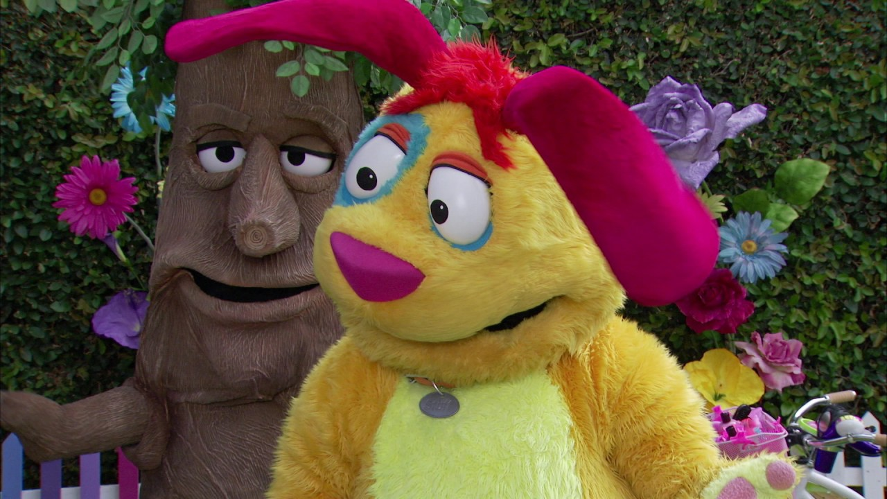 H R Pufnstuf S Happy Tree Jamboree Youtube