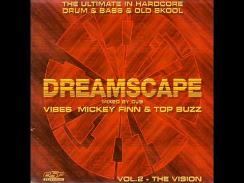 Mickey finn and mc gq Dreamscape vol 2 the vision
