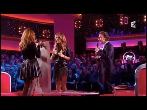 Celine Dion & Julie Snyder (C'est votre vie Special 2013)