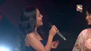 Neha Kakkar Live Singing On Tv     Mahi Ve Song   Veer Parvez  