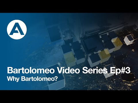 Bartolomeo Video Series, Ep#3: Why Bartolomeo?