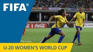 MATCH 1: PAPUA NEW GUINEA v BRAZIL - FIFA Women s U20 Papua New Guinea 2016