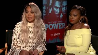 Power Season 5 interviews by Blackfilm com correspondent Sidnee Michelle