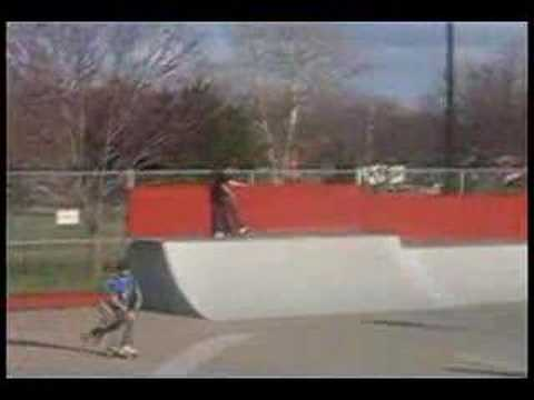 Joseph Donley Skateboarding
