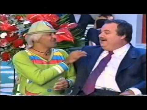 Tiririca E Gilberto Barros Em A Praça é Nossa - SBT (2002)