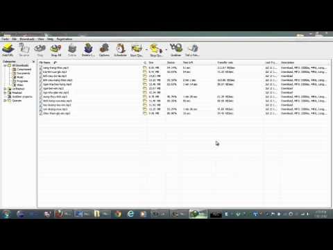 Cách download album nhạc từ Nhacso.net bằng IDM