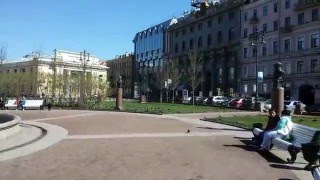 Манежная площадь (Санкт-Петербург)