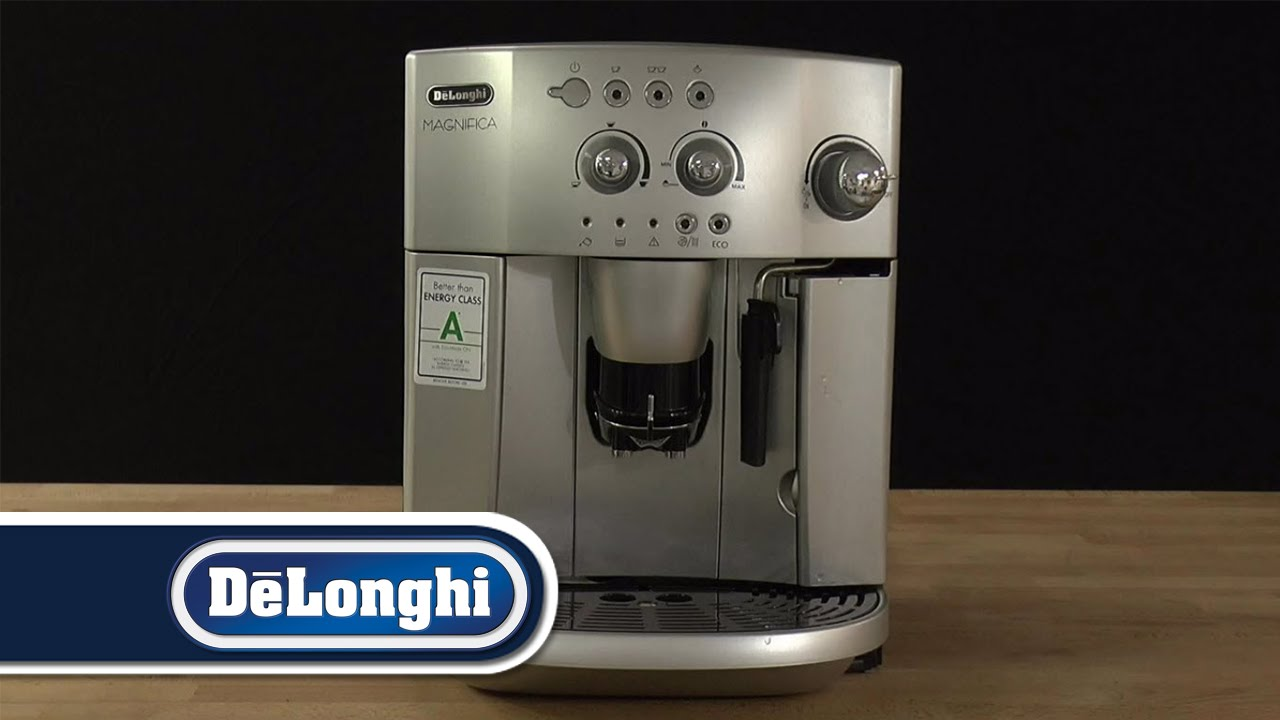 maxresdefault de'longhi how to reset the infuser magnifica esam youtube  at bayanpartner.co