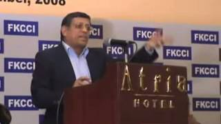 S. Gurumurthy speech during FKCCI about Global Economic Crisis 2008