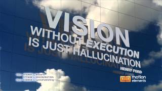 ME Quotes: Vision with Execution