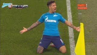 «Зенит» — «Уфа»: полный обзор матча