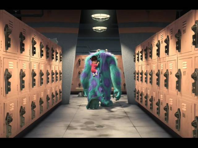 Monster Inc. Interactive Questions
