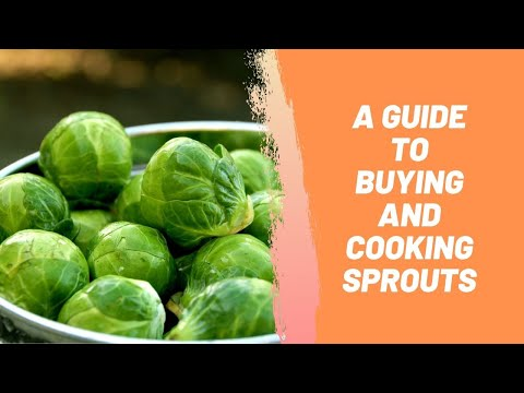 A Guide To Buying And Cooking Brussels Sprouts