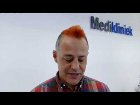 Louis Mandylor Haartransplantatie, Medikliniek Amsterdam