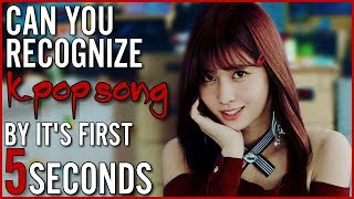 Video GUESS KPOP SONG BY IT'S FIRST 5 SECONDS download MP3, 3GP, MP4, WEBM, AVI, FLV Mei 2018