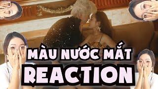 [ Reaction ] MV - Màu Nước Mắt - Nguyễn Trần Trung Quân (Người Hàn Reaction)