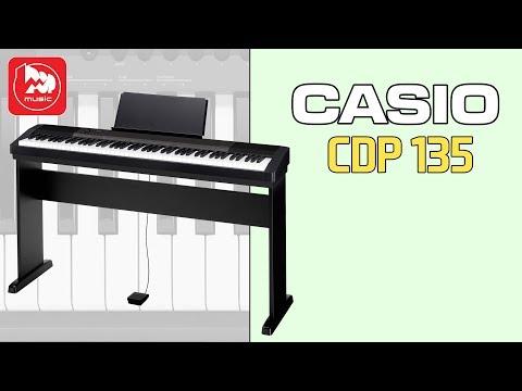 Цифровое пианино CASIO CDP-135 Новая модель, самое недорогое пианино