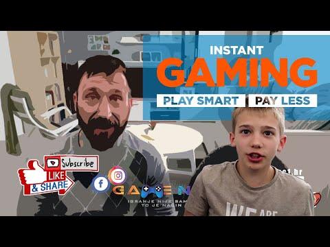 Što je to Instant Gaming | GameNOEL